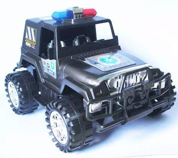 Police Jeep For Kids