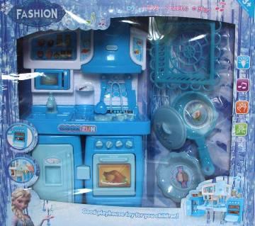 Frozen Kitchen Toy Set For Baby