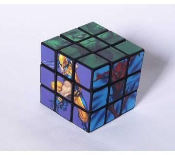 Superhero Rubik's কিউব