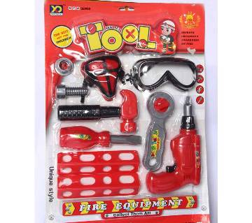 Fire Equipment Tool Set For Baby