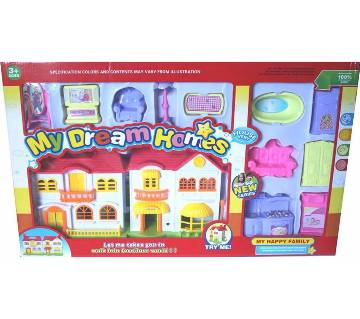 My Dream Homes Toy For Baby
