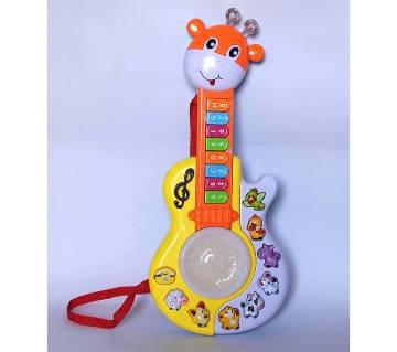 Animal World Guitar For Baby