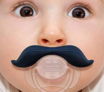 Baby Mustache পেসিফার
