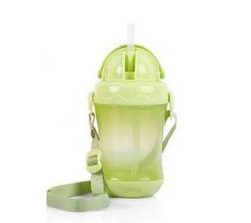 Baby straw cup child plastic leak-proof - 1 Pcs