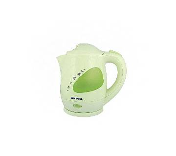 Miyako Electric Kettle - 1.2L - White and Green