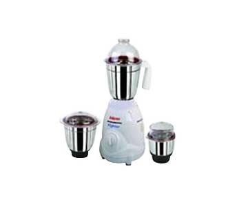 Jaipan Mixer Grinder - 500W - White and Silver
