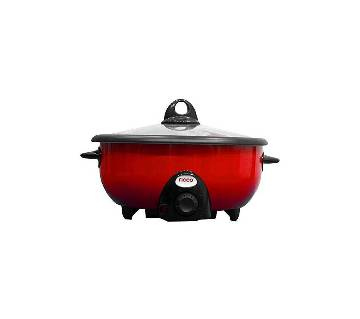 Ricco Ricco Curry Cooker MC-350A - 3.5L - Red