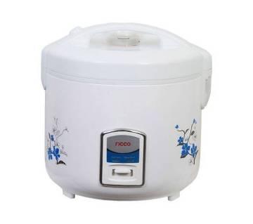 Ricco JRC-280L Rice Cooker - 2.8L - White