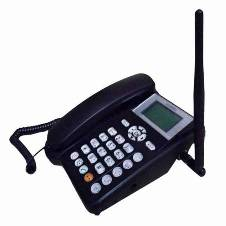 SIM card supported desk phone