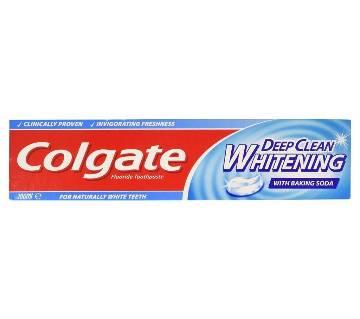 Colgate Toothpaste Deep Clean