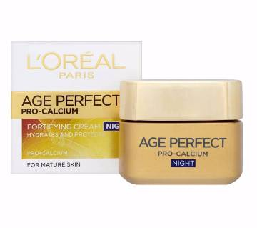 Loreal Age Perfect Night Cream - GERMANY