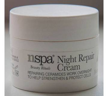 Nspa Night Repair Cream - UK