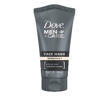 Dove Men Care ফেস ওয়াশ (Sensitive)