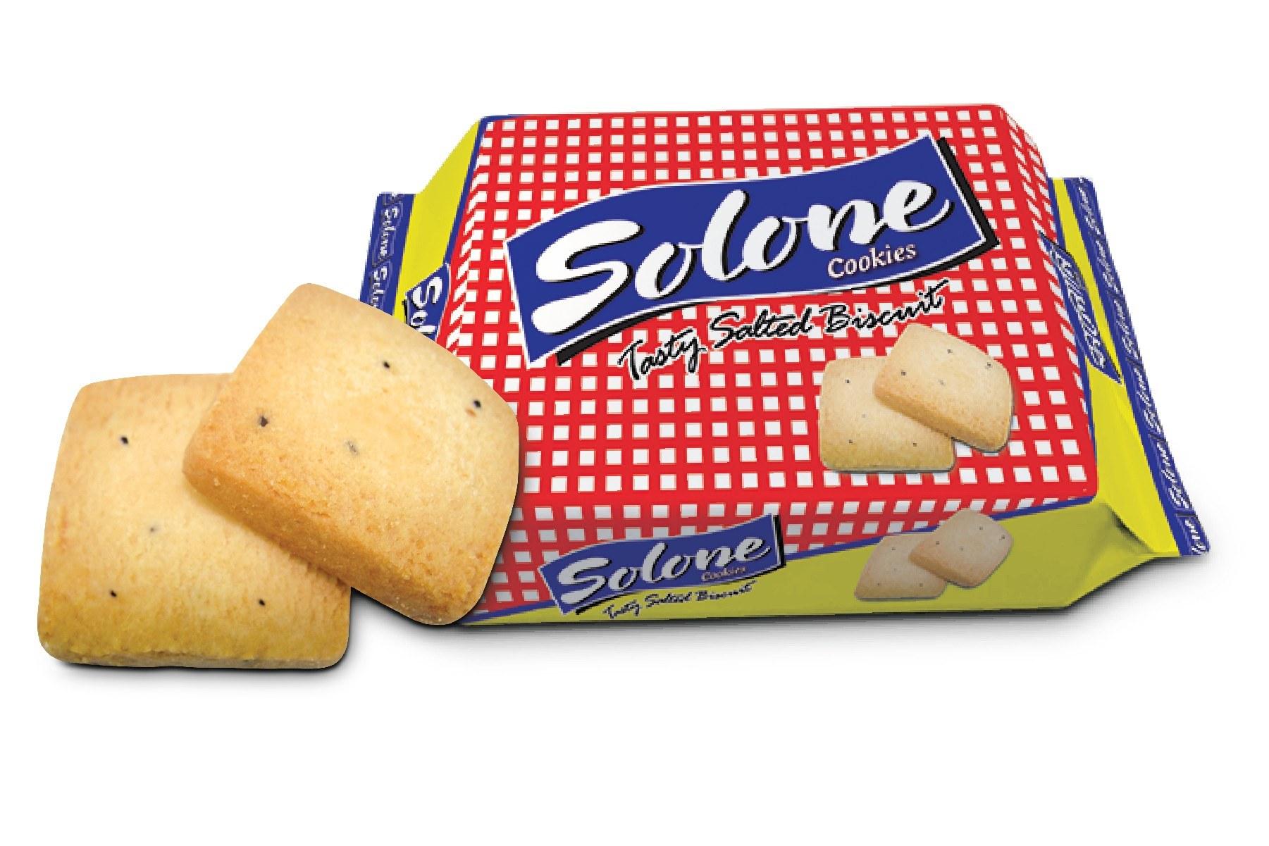Dekko Solone Cookies 345 gm