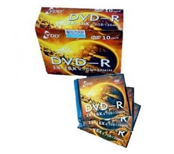 ব্ল্যাঙ্ক YDD DVD - স্লিম বক্স