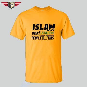 Islamic People Half Sleeve T-Shirt