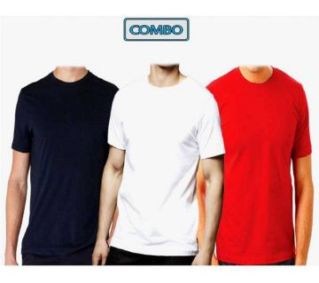 Incentive Branded Round Neck T-shirt Combo