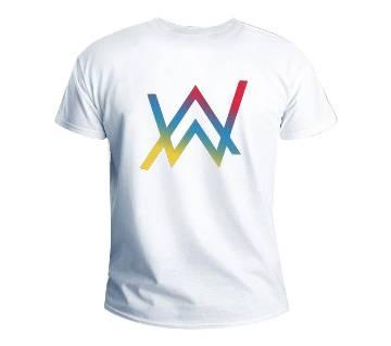 AW Half Sleeve T-shirt For Men