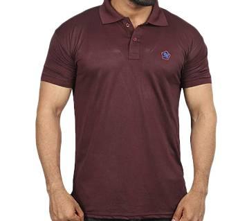 Half Slip Polo Shirt For Men