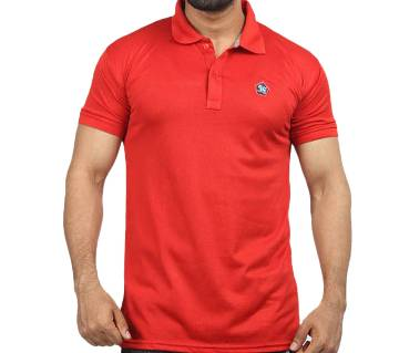 Half Slip Polo Shirt For Men