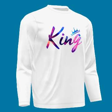 King Menz Full Sleeve T-Shirt