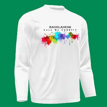 Stylish Menz Full Sleeve T-Shirt