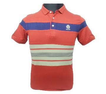 Mens Half Sleeve Polo Shirt