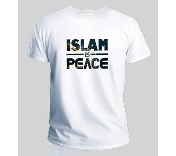 Islam Is Peace Summer T-Shirt