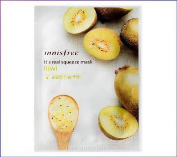 INNISFREE ফেস মাস্ক কিউই - 1sheet/20ml (Korean)