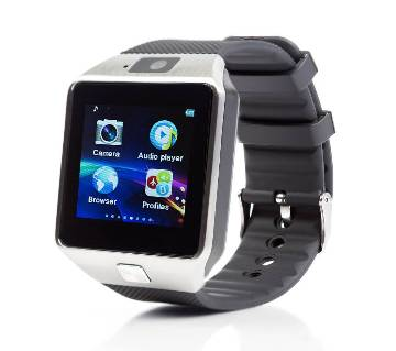 Smart Watch Sim & Memory Card Supported