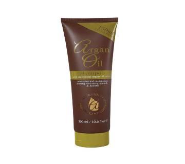 Argan Oil Hair-shampoo with Moroccan argan oir এক্সট্রাক্ট (150ml+150ml Free)- UK