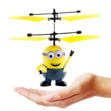 TrustUD Flying Despicable Me Minion Mini R/C Helicopter For Kids