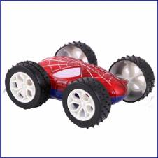 The Amazing 360° Spiderman Friction Car