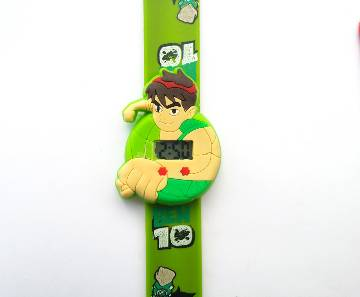 Ben 10 Kids Wrist Watch