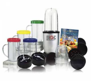 Magic bullet blender (21 pc set)