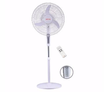 "Super Star 18"" PEDESTAL REMOTE FAN"