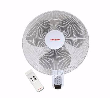 "Super Star 16"" Wall Fan (REMOTE)"