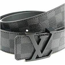 Louis Vuitton Damier Ebene বেল্ট