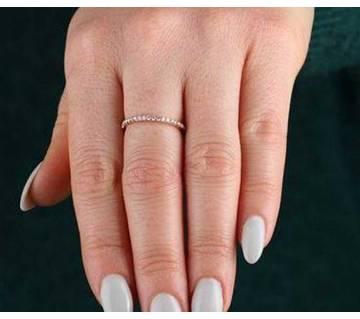 Gold Plated Finger Ring for Women - Golden