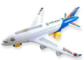 Airbus A380 ফ্ল্যাশ ইলেকট্রিক টয় প্লেন বাংলাদেশ - 5545171