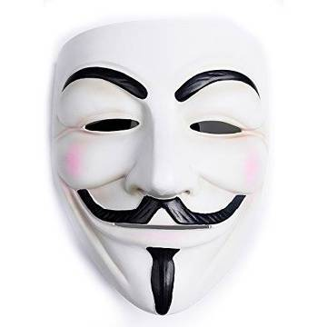 Vendetta মাস্ক- ১ পিস