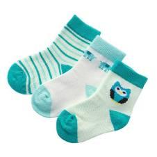 Baby socks kids মোজা eyelet Breathable Children boy