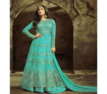 Unstitched Stitched Indian Georgette Embroidered Salwar Kameez Suit