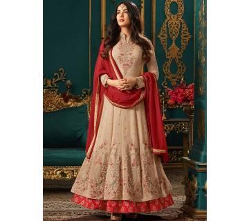 Unstitched Stitched Indian Georgette EmbroidSalwar kameez Suit