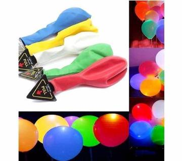 Magic LED Balloon (5 Pieces)