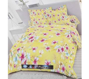 Pakiza Double Bed sheet Set