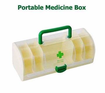 Portable Medicine Storage Box