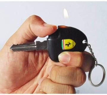 Ferrari key-ring with lighter