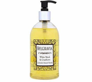Belgravia liquid hand soap wash - 500ml