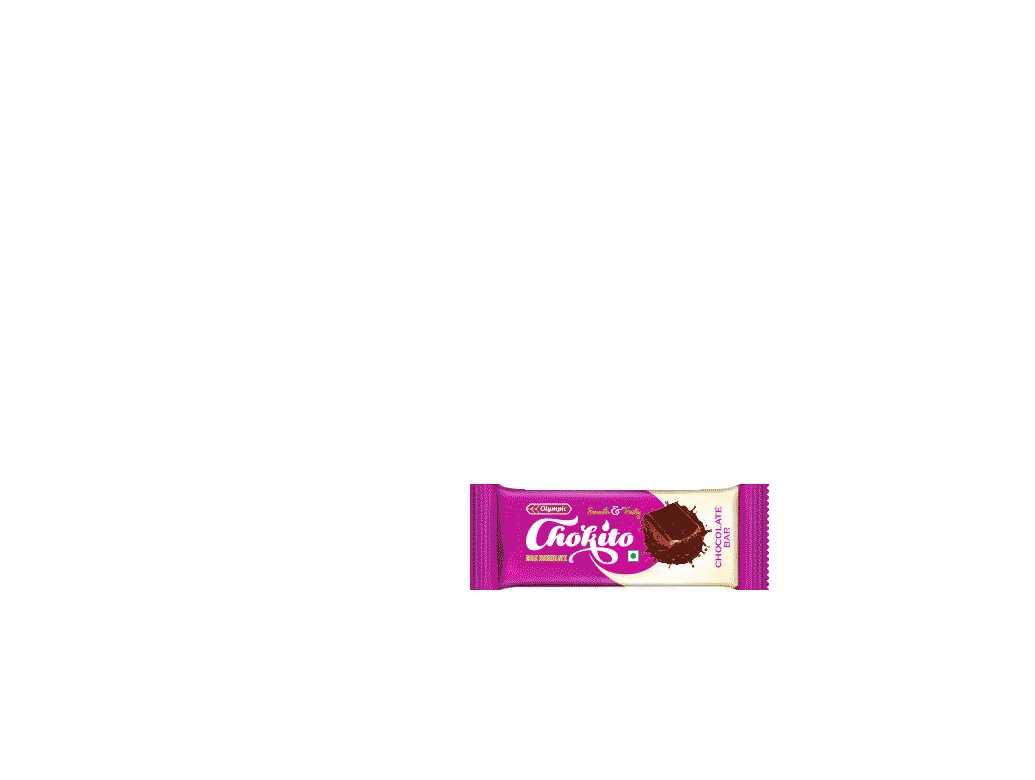 Olympic Chokito Chocolate Bar 18 gm